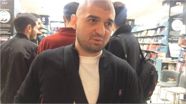 Поражение американского автора, отрицающего Геноцид армян в Москве